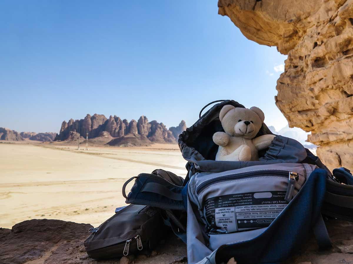Die bewährt klassische Reisepackliste