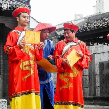 Sprache üben mit chinesischem Zertifikat