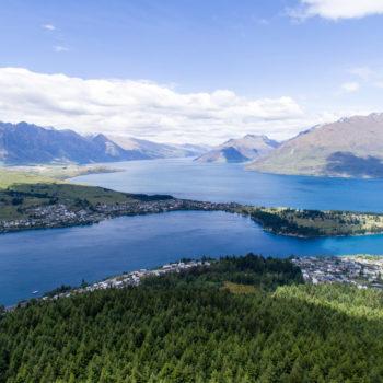 Neuseeland Reiseroute - Queenstown