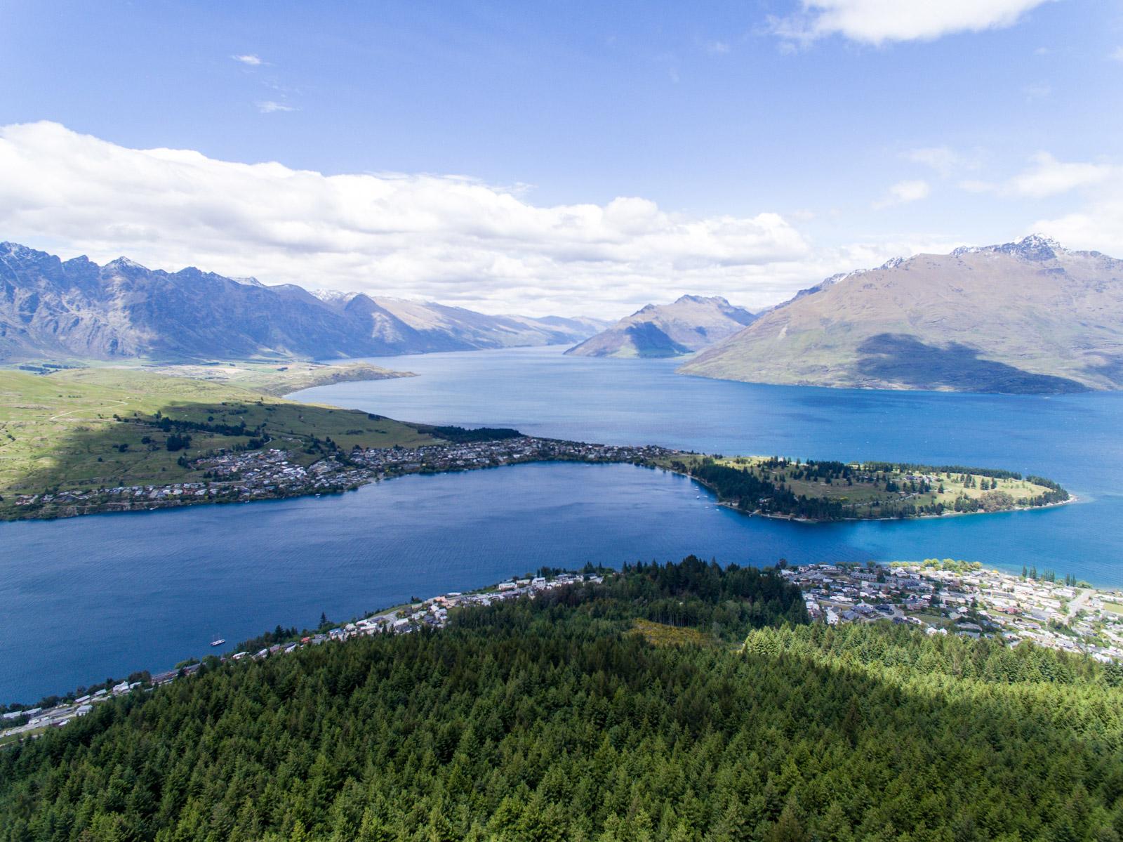 Neuseeland Reiseroute – 2016