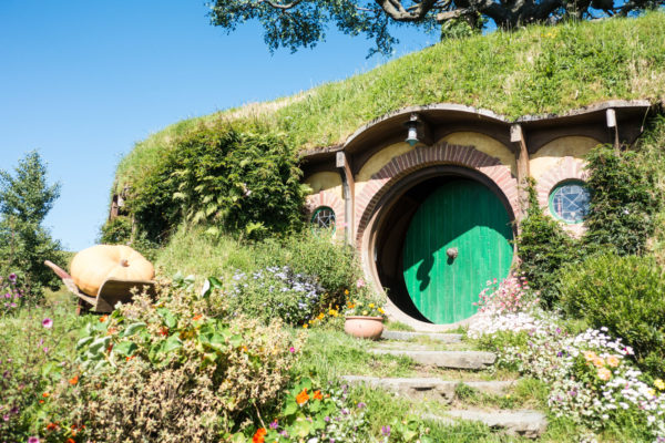 Hobbiton - Hobbingen
