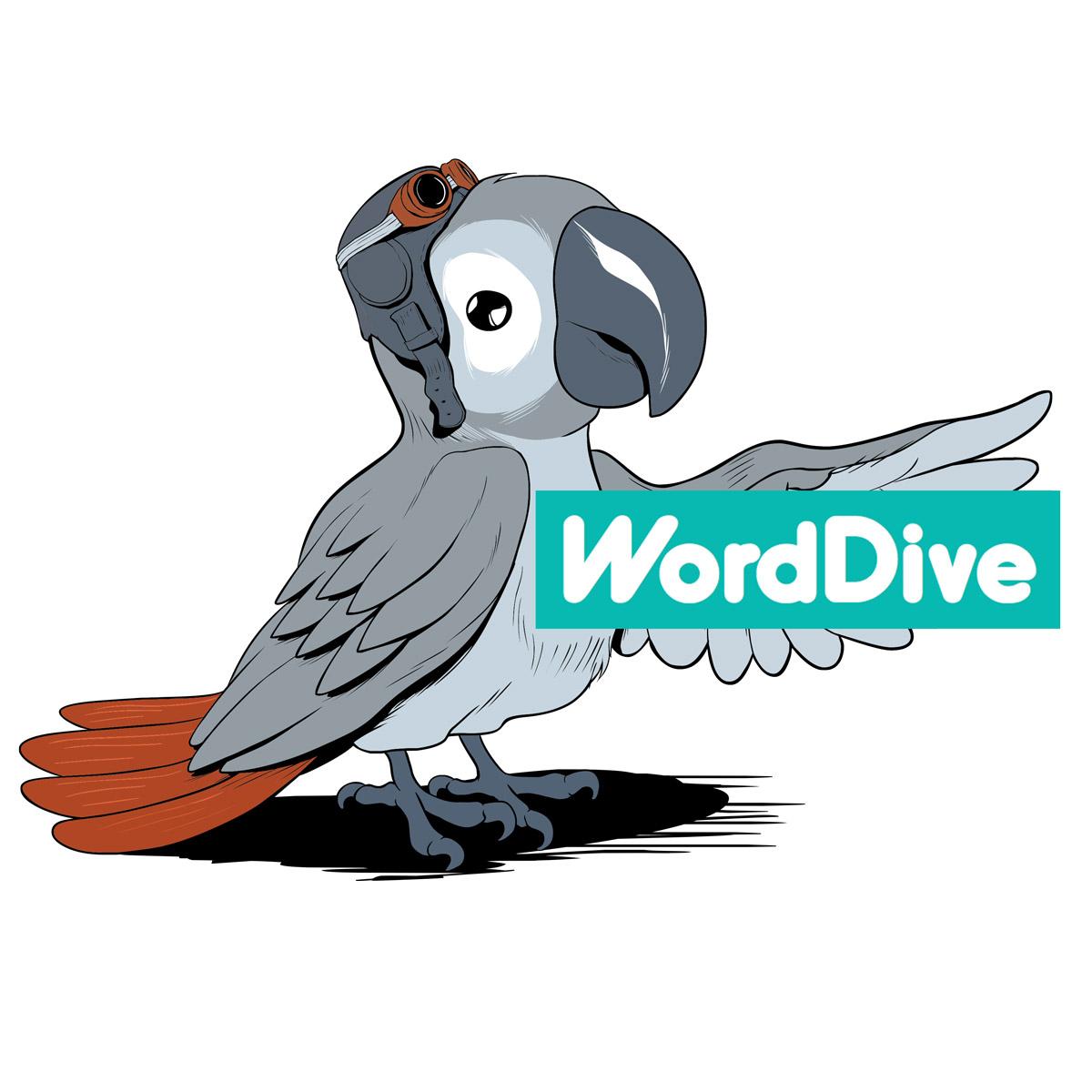 WordDive language course