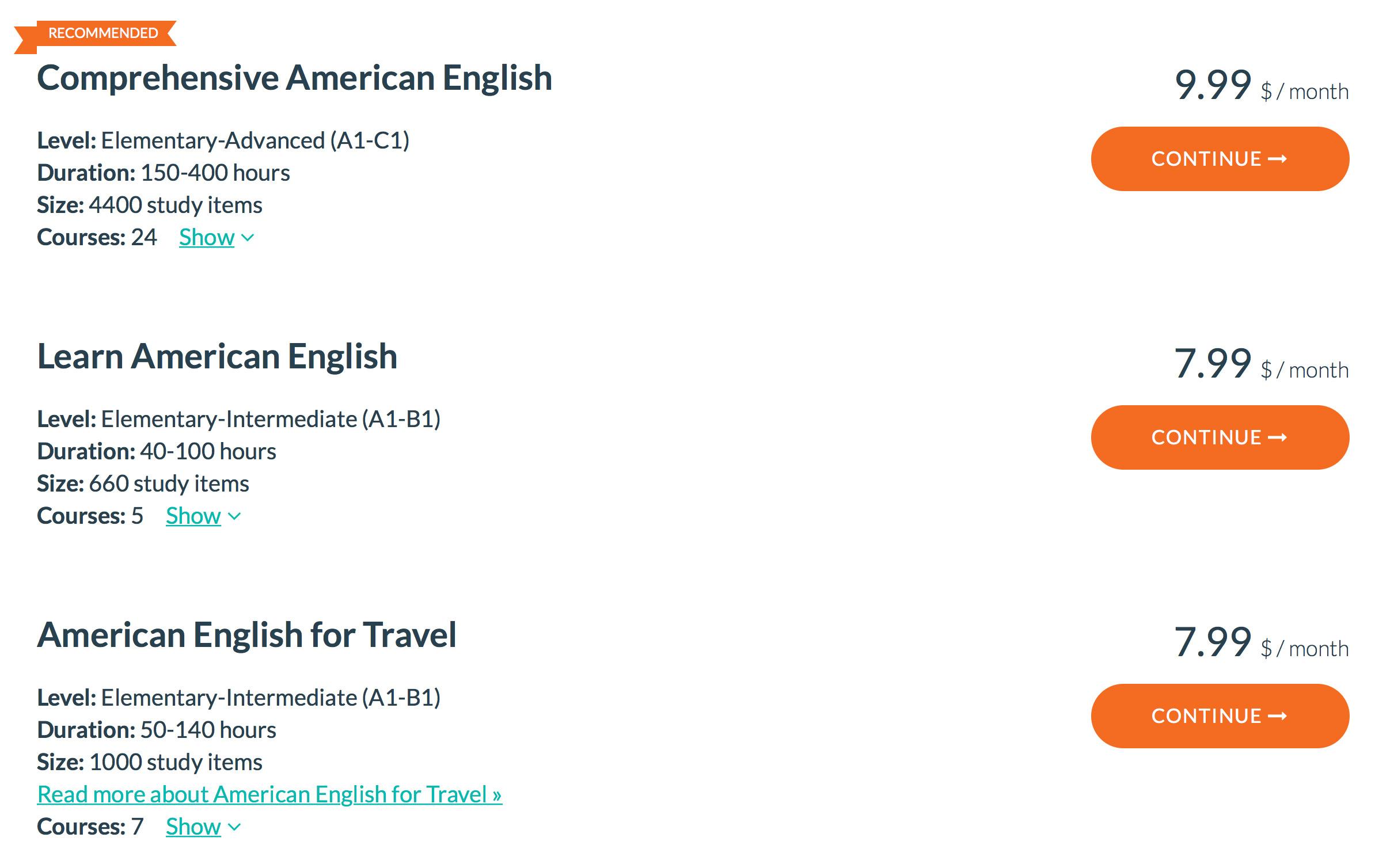 WordDive American English