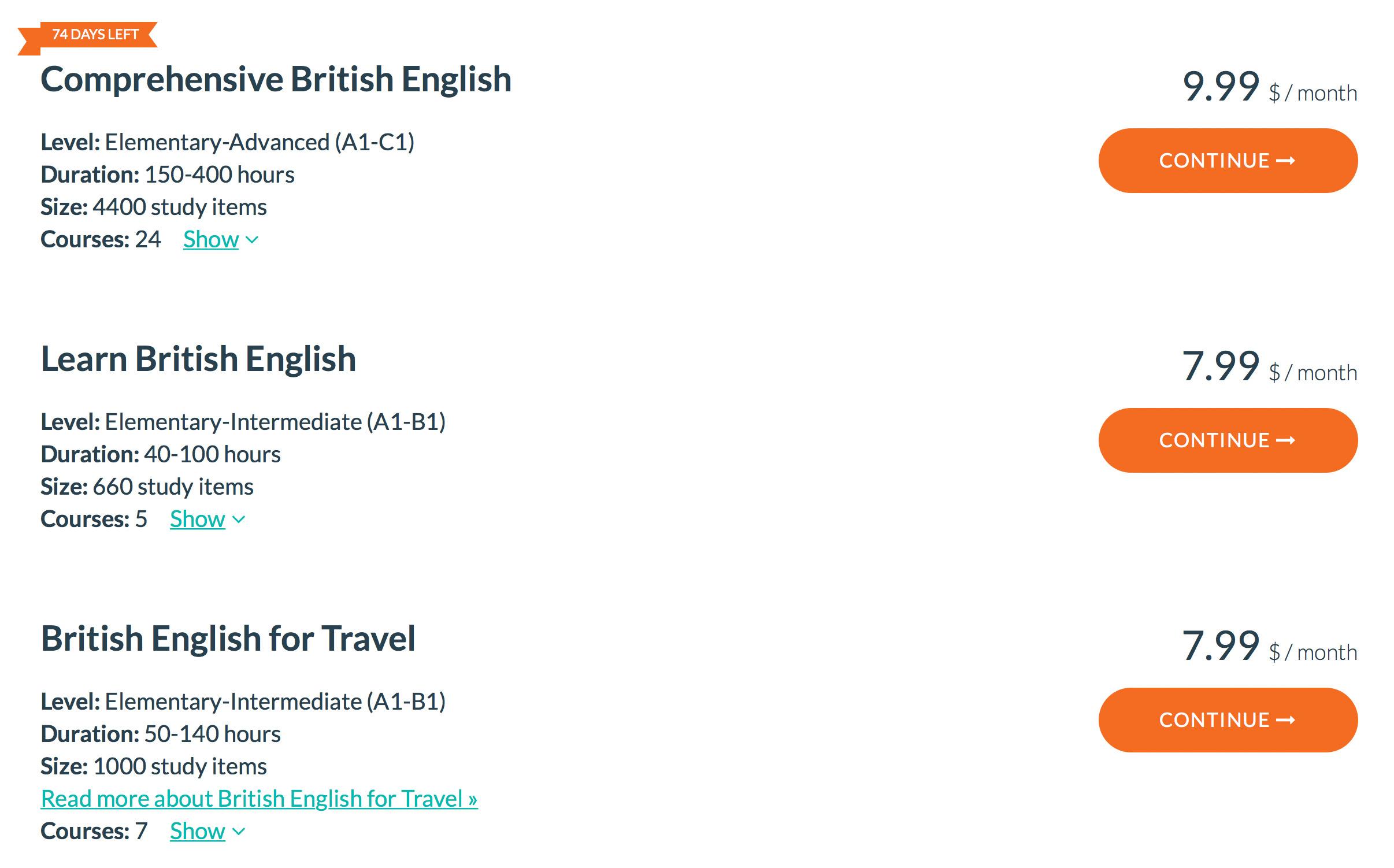 WordDive British English