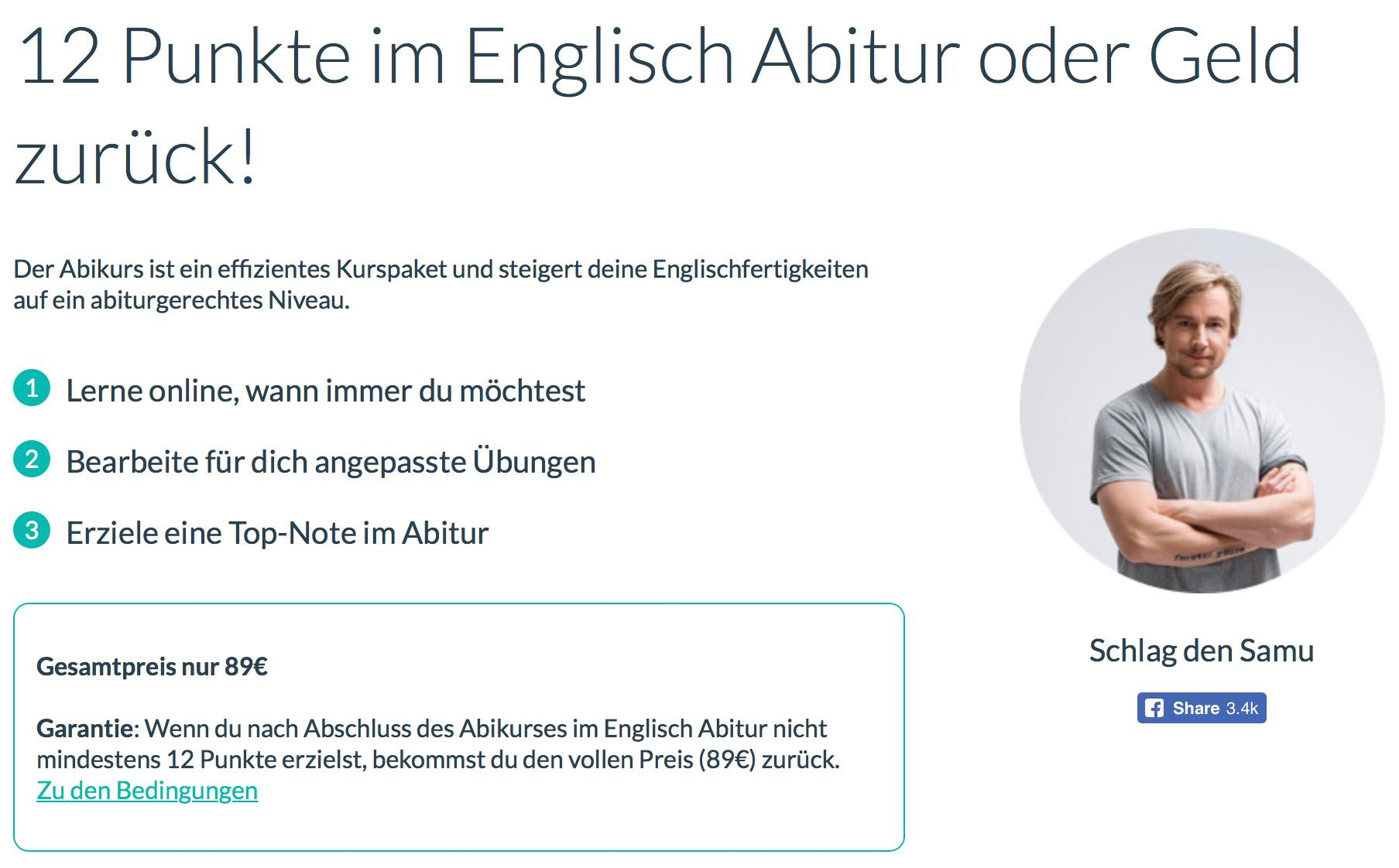 WordDive English-Abi
